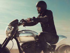 Arch Motorbikes web design